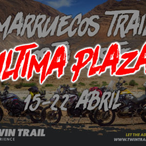 Marruecos Trail Costa Oeste