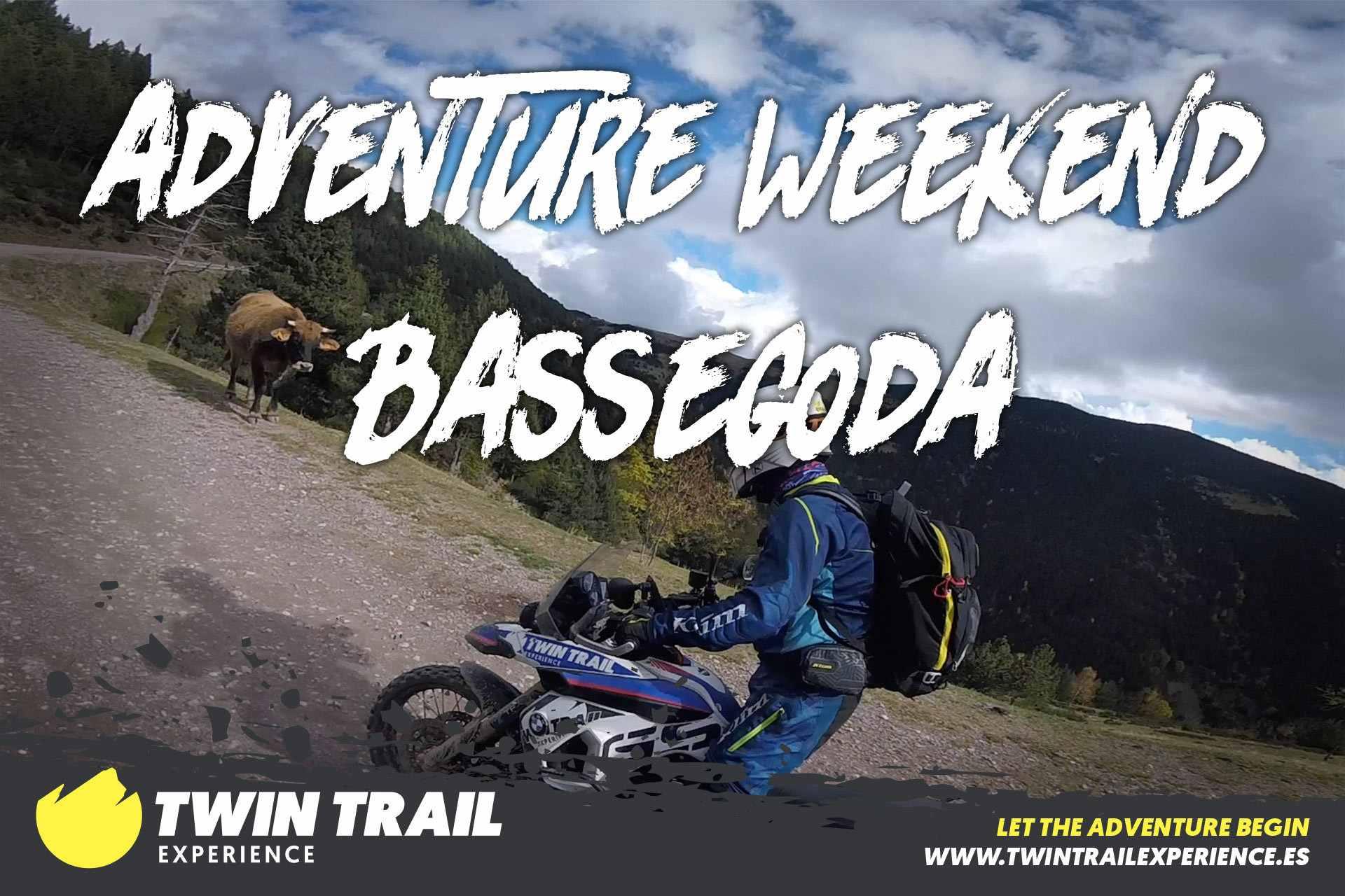 TwinTrail Adventure Weekend Bassegoda