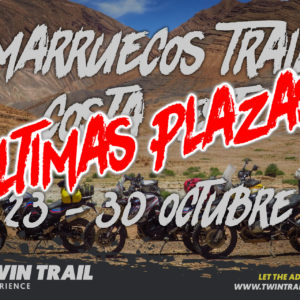 Marruecos Trail Costa Oeste 2020