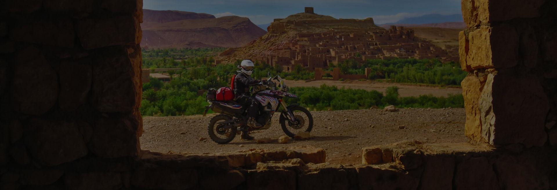 Marruecos Oeste Trail
