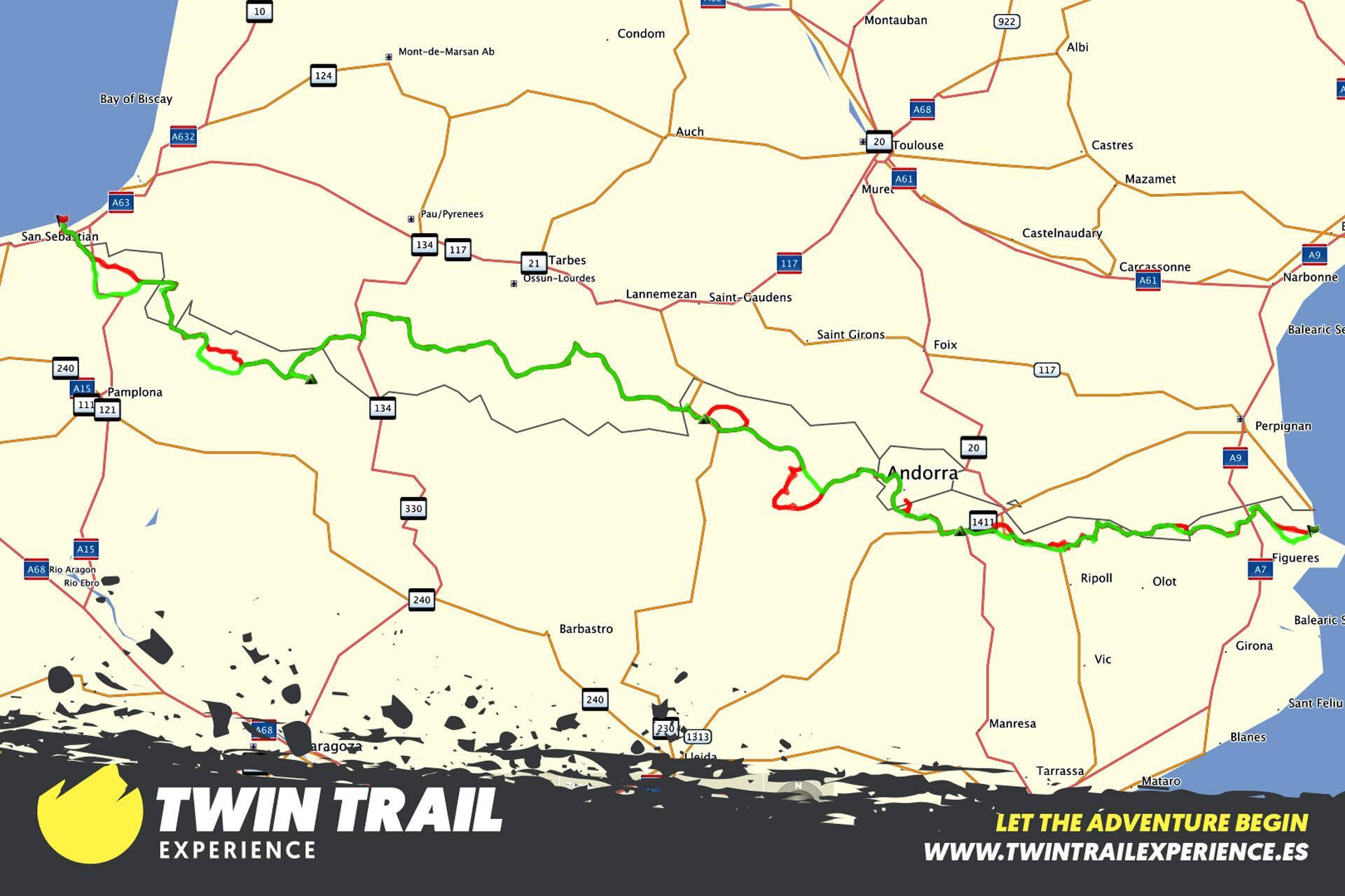 Transpirenaica Trail 2021