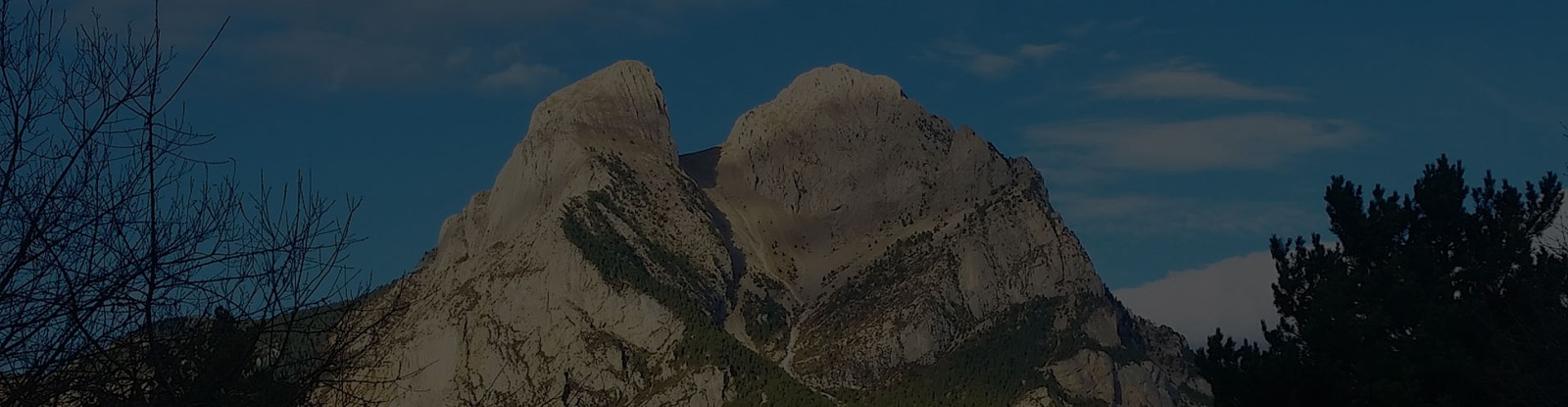 Cadi Pedraforca Header
