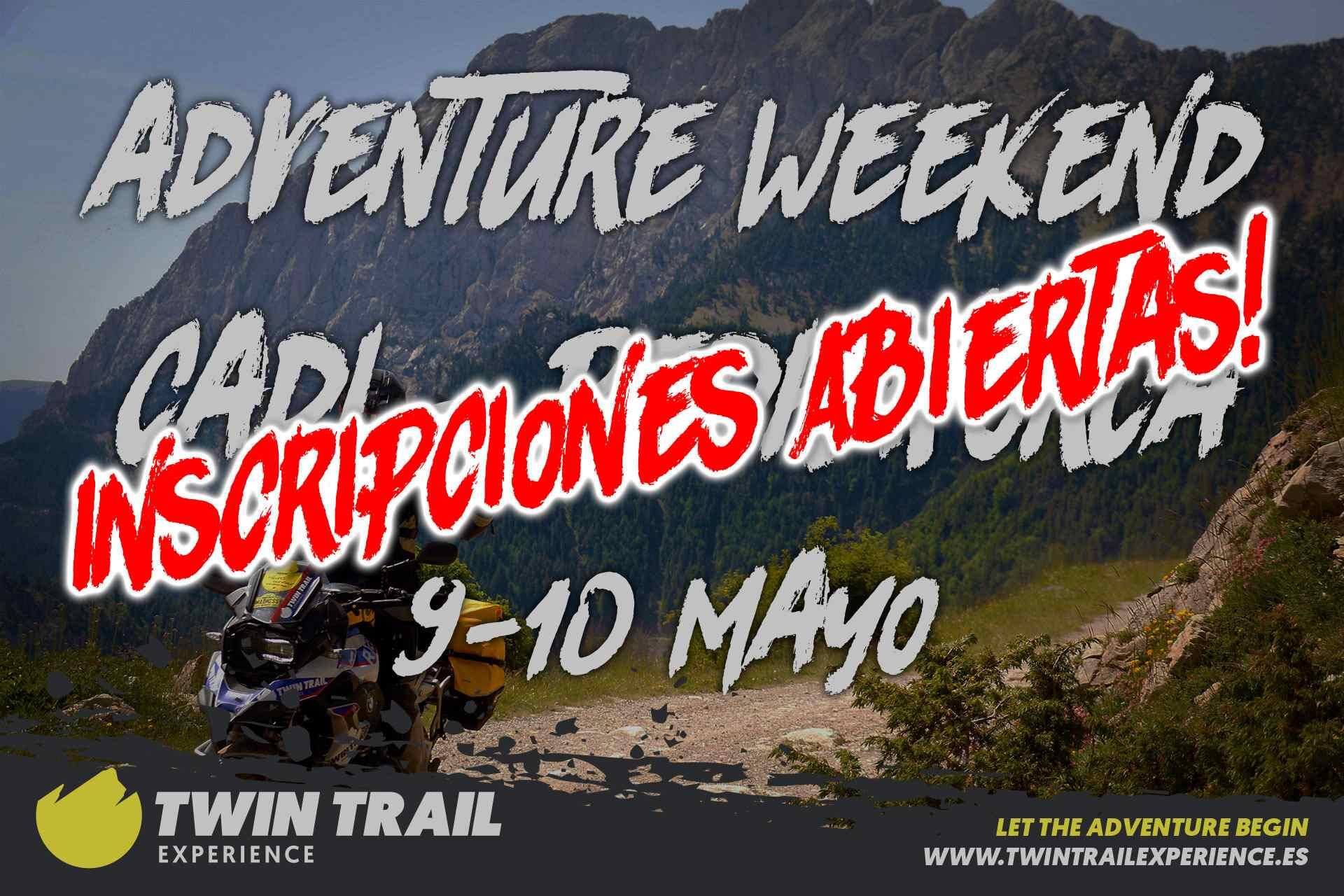 Adventure Weekend Cadi Pedraforca 2020