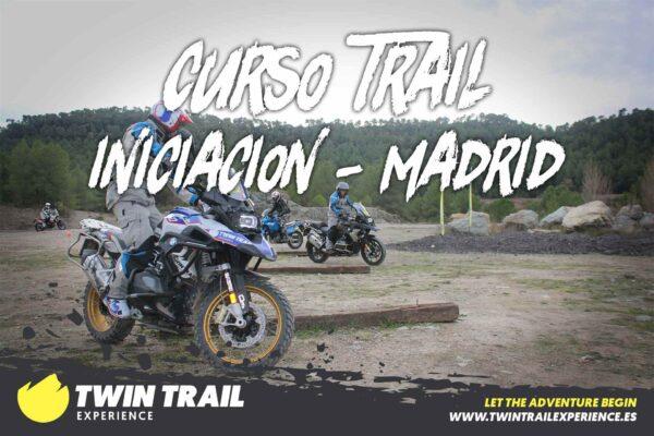 Curso Iniciación al Trail Madrid (fin de semana)