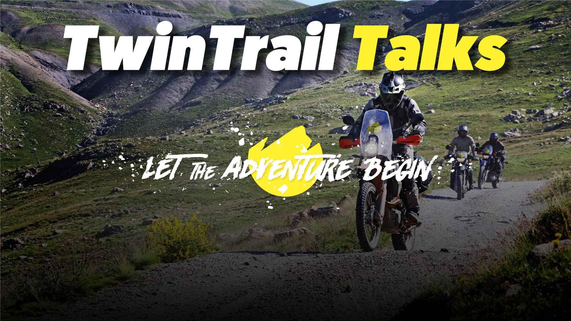 TwinTrail Talks