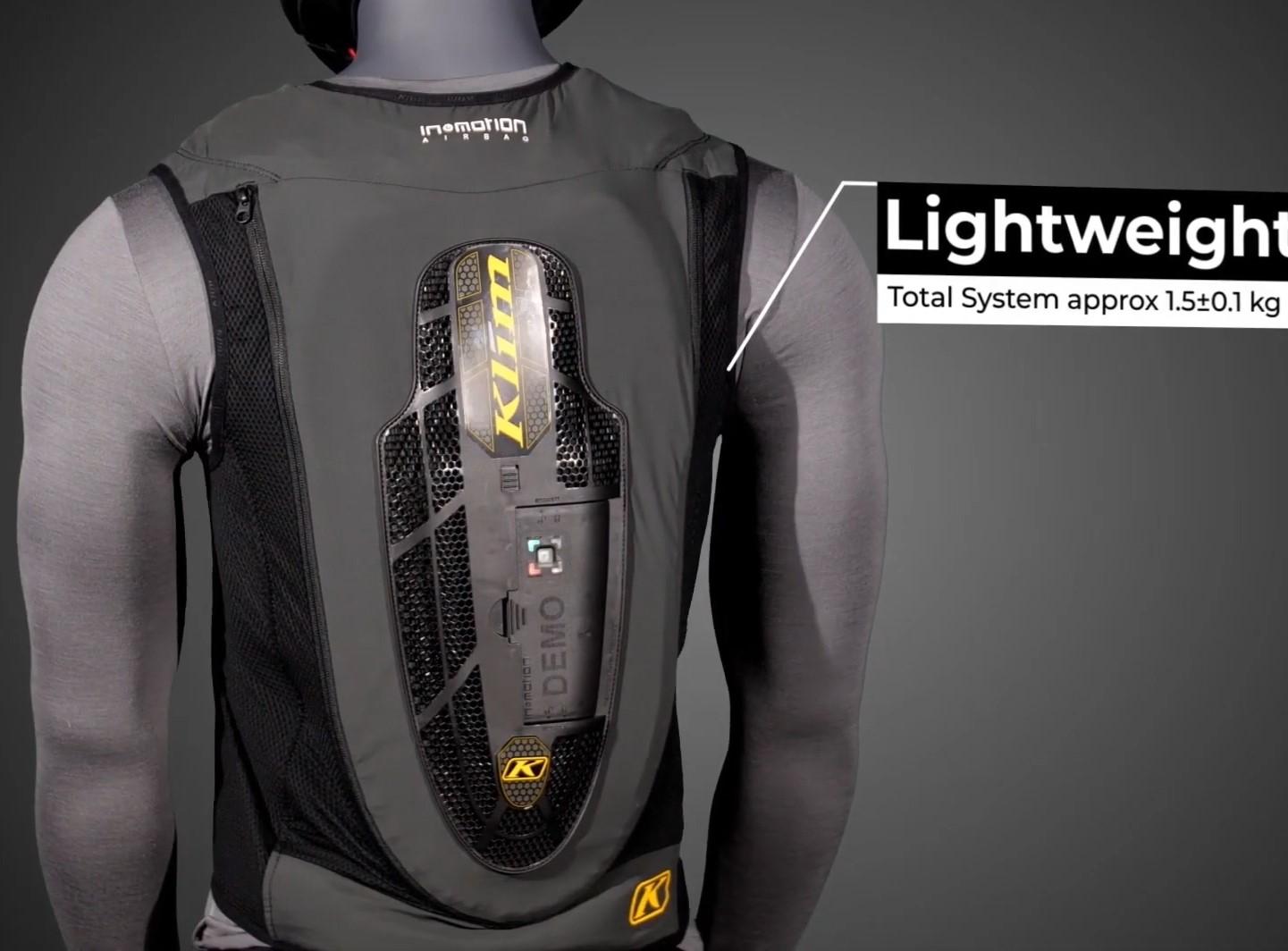 Airbag para moto KLIM AI-1