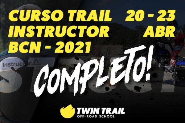 Curso Certificación Instructor Trail
