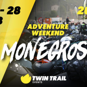 Adventure Weekend - Monegros 2021