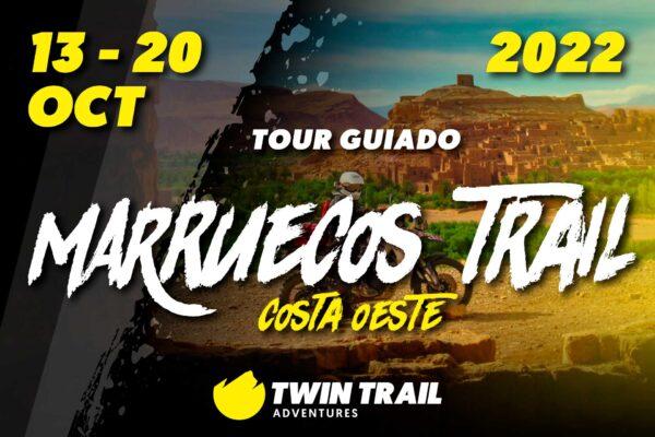 Marruecos Trail Costa Oeste 2021