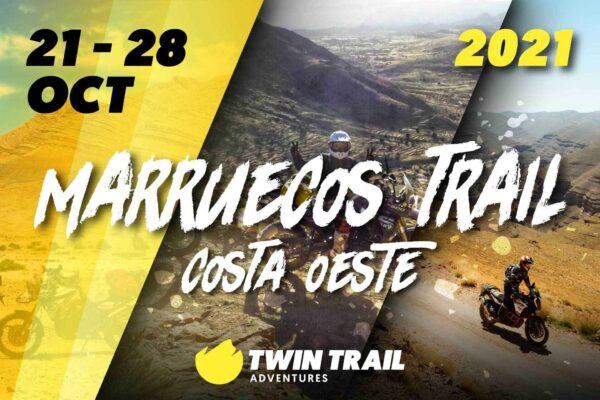 Marruecos Trail Costa Oeste Octubre 2021