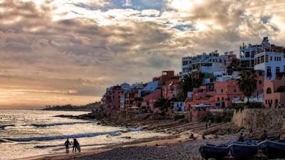 Marruecos Trail Costa Oeste